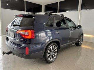 2013 Kia Sorento XM MY13 Platinum 4WD Blue 6 Speed Sports Automatic Wagon.