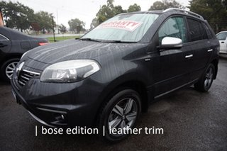 2014 Renault Koleos H45 Phase III Bose Ultra Grey 1 Speed Constant Variable Wagon.