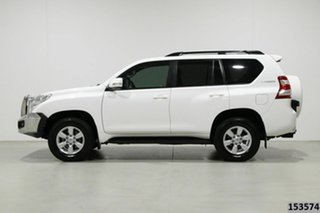 2017 Toyota Landcruiser Prado GDJ150R MY16 GXL (4x4) White 6 Speed Automatic Wagon