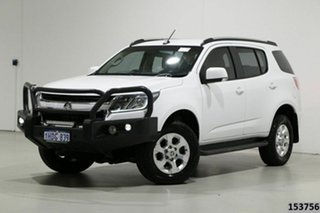 2017 Holden Trailblazer RG MY17 LT (4x4) White 6 Speed Automatic Wagon.