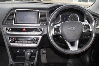 2018 Hyundai Sonata LF4 MY18 Active White 6 Speed Sports Automatic Sedan