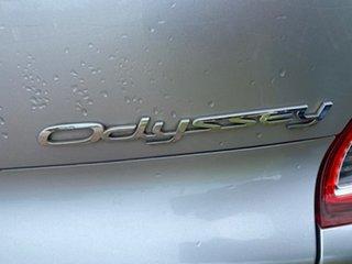 2006 Honda Odyssey 3rd Gen Luxury Silver 5 Speed Sports Automatic Wagon