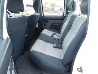 2012 Nissan Navara D22 S5 ST-R White 5 Speed Manual Utility