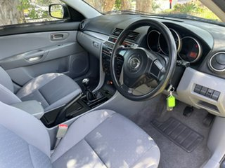 2005 Mazda 3 BK10F1 Neo Grey 5 Speed Manual Sedan