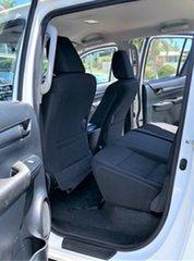2016 Toyota Hilux GUN126R SR Double Cab White Automatic Trayback