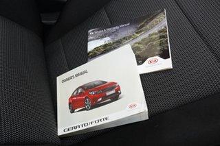 2018 Kia Cerato YD MY18 Sport Red 6 Speed Sports Automatic Hatchback