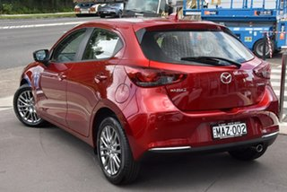 2021 Mazda 2 DJ2HAA G15 SKYACTIV-Drive Evolve Red 6 Speed Sports Automatic Hatchback