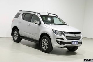 2019 Holden Trailblazer RG MY20 LTZ (4x4) Silver 6 Speed Automatic Wagon