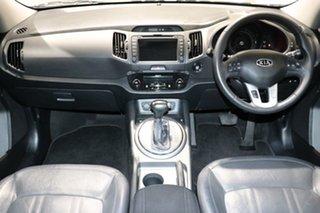 2012 Kia Sportage SL MY12 Platinum (AWD) Silver 6 Speed Automatic Wagon