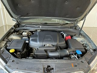 2015 Holden Calais VF MY15 V Grey 6 Speed Sports Automatic Sedan