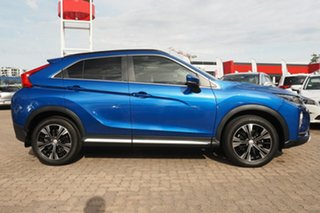 2018 Mitsubishi Eclipse Cross YA MY18 Exceed (2WD) Blue Continuous Variable Wagon