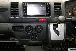 2018 Toyota HiAce TRH201R MY16 LWB White 6 Speed Automatic Van