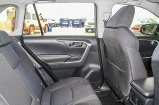 2019 Toyota RAV4 Axah54R GX eFour Silver Sky 6 Speed Constant Variable Wagon Hybrid