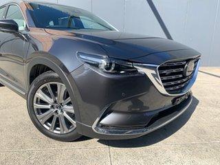 2020 Mazda CX-9 TC Azami LE SKYACTIV-Drive i-ACTIV AWD Machine Grey 6 Speed Sports Automatic Wagon.