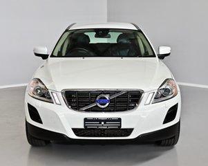 2011 Volvo XC60 DZ MY12 T6 Geartronic AWD Teknik White 6 Speed Sports Automatic Wagon.
