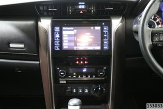 2016 Toyota Fortuner GUN156R Crusade Black 6 Speed Automatic Wagon
