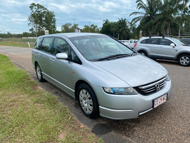 Used Honda Odyssey 3rd Gen Luxury Pinelands, 2006 Honda Odyssey 3rd Gen Luxury Silver 5 Speed Sports Automatic Wagon