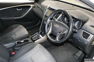 2015 Hyundai i30 GD3 Series 2 SR White 6 Speed Automatic Hatchback