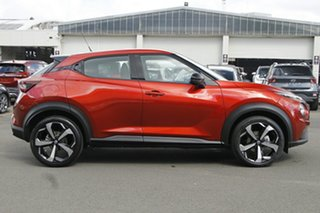 2020 Nissan Juke F16 ST-L DCT 2WD Fuji Sunset Red 7 Speed Sports Automatic Dual Clutch Hatchback