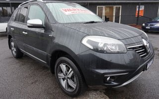 2014 Renault Koleos H45 Phase III Bose Ultra Grey 1 Speed Constant Variable Wagon