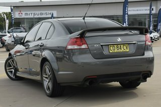 2011 Holden Commodore VE II MY12 SV6 Grey 6 Speed Manual Sedan