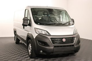 2021 Fiat Ducato Series 7 Low Roof MWB Silver 9 speed Automatic Van.