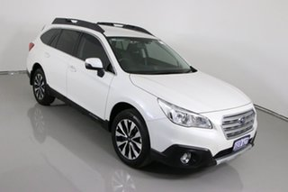 2017 Subaru Outback MY17 2.5i AWD White Continuous Variable Wagon