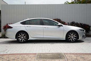 2018 Holden Commodore ZB MY19 RS Liftback Silver 9 Speed Sports Automatic Liftback.