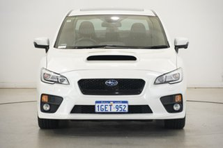 2017 Subaru WRX V1 MY17 Premium Lineartronic AWD Pearl White 8 Speed Constant Variable Sedan.