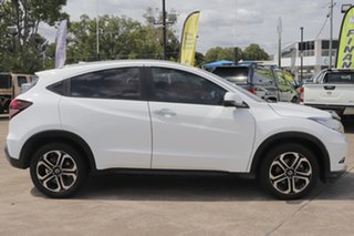 2018 Honda HR-V MY17 VTi-L White 1 Speed Constant Variable Hatchback.
