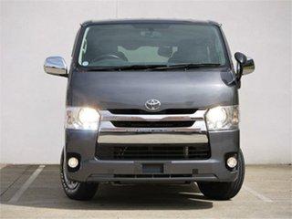 2015 Toyota HiAce KDH201V Super GL Grey Automatic Van.
