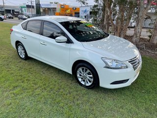 2014 Nissan Pulsar B17 ST 1 Speed Constant Variable Sedan.