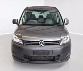 2013 Volkswagen Caddy 2K MY13 TDI250 SWB DSG Trendline Grey 7 Speed Sports Automatic Dual Clutch.