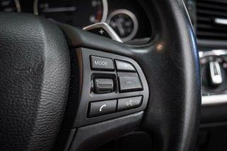 2013 BMW X3 F25 MY0413 xDrive20d Steptronic Red/Black 8 Speed Automatic Wagon