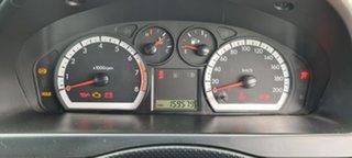 2006 Holden Barina TK White 4 Speed Automatic Sedan
