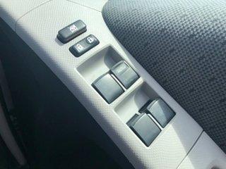 2009 Toyota Yaris NCP90R 08 Upgrade YR Silver 5 Speed Manual Hatchback