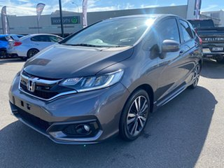 2018 Honda Jazz GF MY19 VTi-L Grey 1 Speed Constant Variable Hatchback