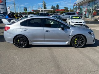 2018 Subaru WRX V1 MY18 STI AWD Silver 6 Speed Manual Sedan.