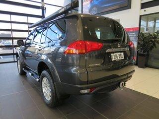 2010 Mitsubishi Challenger LS Wagon