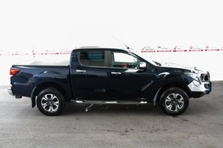 2017 Mazda BT-50 MY17 Update GT (4x4) Blue 6 Speed Automatic Dual Cab Utility