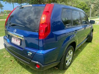 2010 Nissan X-Trail T31 MY10 ST Blue 1 Speed Constant Variable Wagon