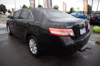 2011 Toyota Camry ACV40R Ateva Black 5 Speed Automatic Sedan.