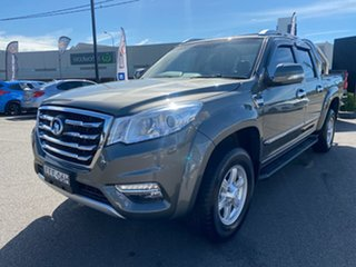 2017 Great Wall Steed NBP 4x2 Grey 5 Speed Manual Utility