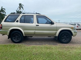 1998 Nissan Pathfinder WX TI Gold 4 Speed Automatic Wagon.