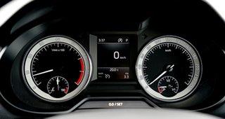 2018 Skoda Octavia NE MY19 110TSI DSG Grey 7 Speed Sports Automatic Dual Clutch Wagon