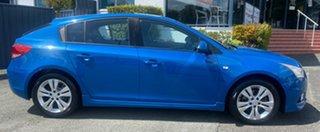 2013 Holden Cruze JH Series II MY14 SRi Blue 6 Speed Manual Hatchback.