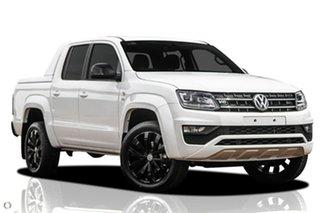 2020 Volkswagen Amarok 2H MY20 TDI580SE 4MOTION Perm White 8 Speed Automatic Utility.
