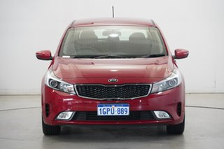 2018 Kia Cerato YD MY18 Sport Red 6 Speed Sports Automatic Hatchback.