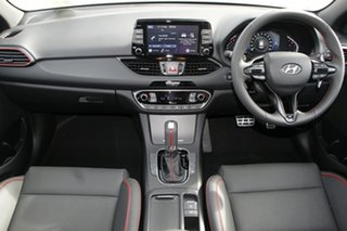 2020 Hyundai i30 PD.V4 MY21 N Line D-CT Amazon Gray 7 Speed Sports Automatic Dual Clutch Hatchback