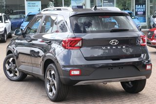 2020 Hyundai Venue QX.V3 MY21 Active Cosmic Grey 6 Speed Automatic Wagon.
